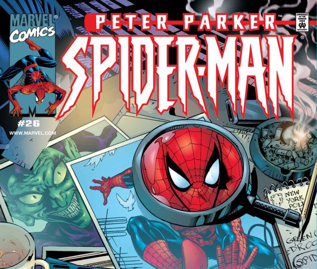 PETER PARKER: SPIDER-MAN (1999) #26