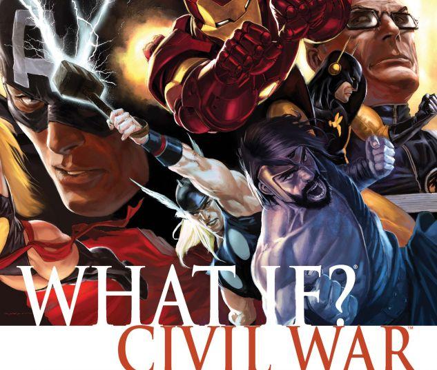 WHAT IF? CIVIL WAR (2007) #1