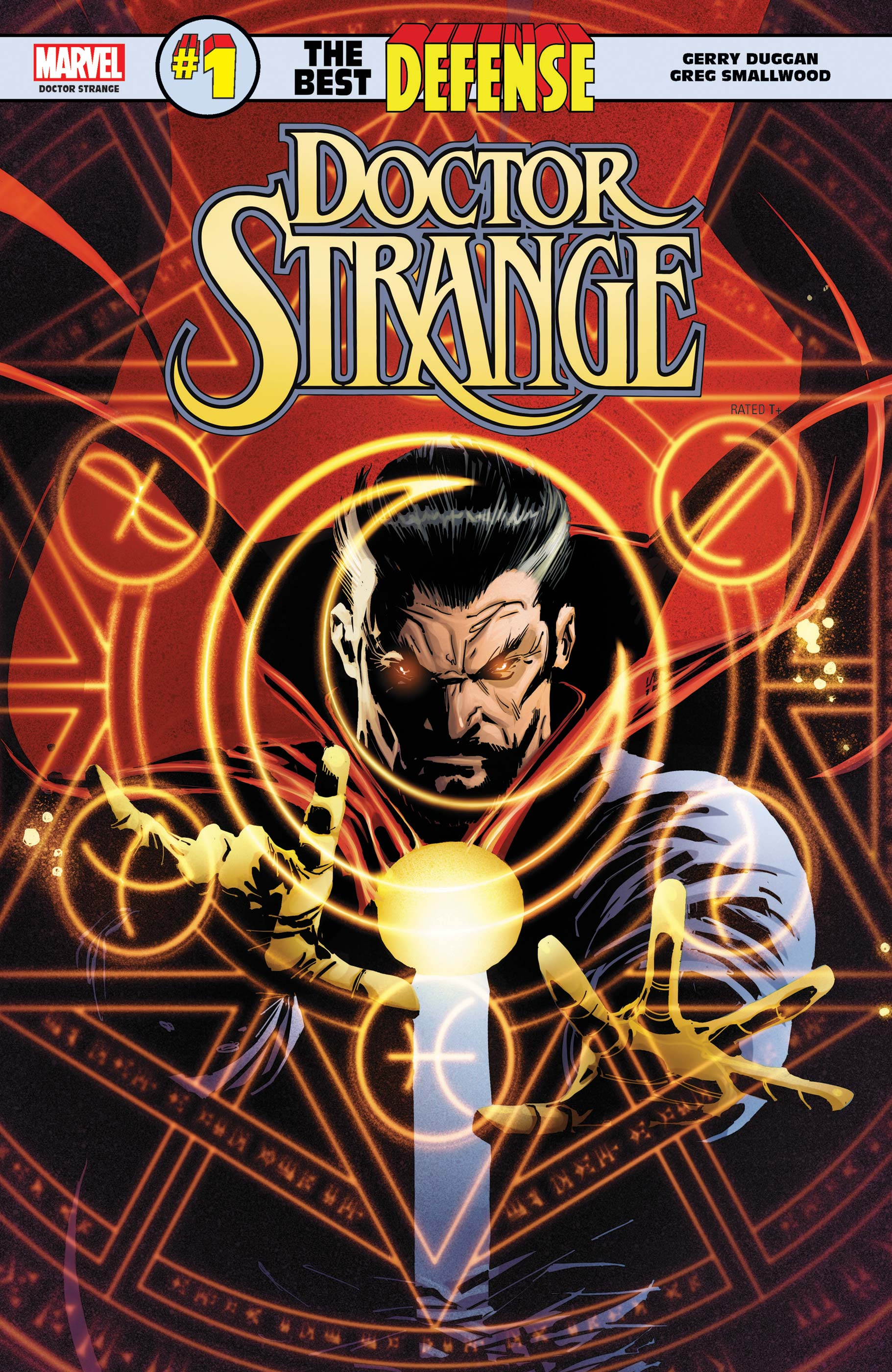 Doctor Strange: The Best Defense (2018) #1