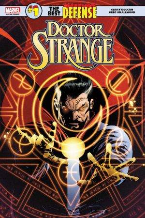 Doctor Strange: The Best Defense #1