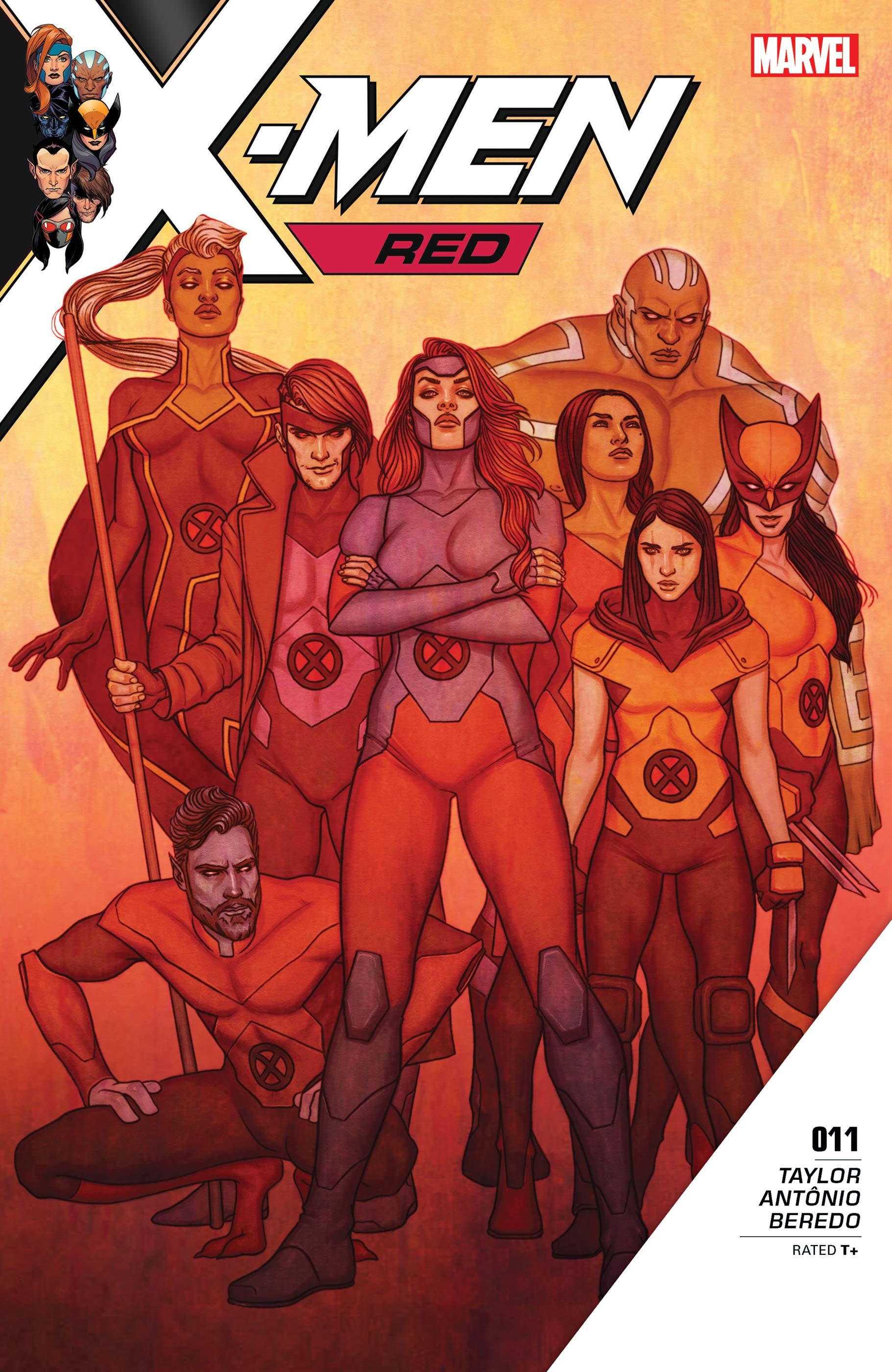 X-Men: Red (2018) #11