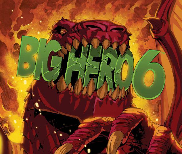 BIG HERO 6 (2008) #5