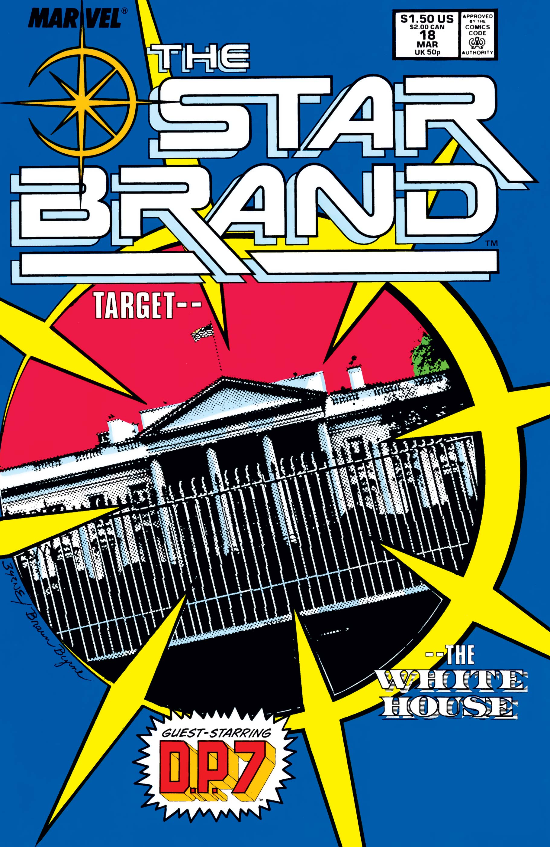Star Brand (1986) #18