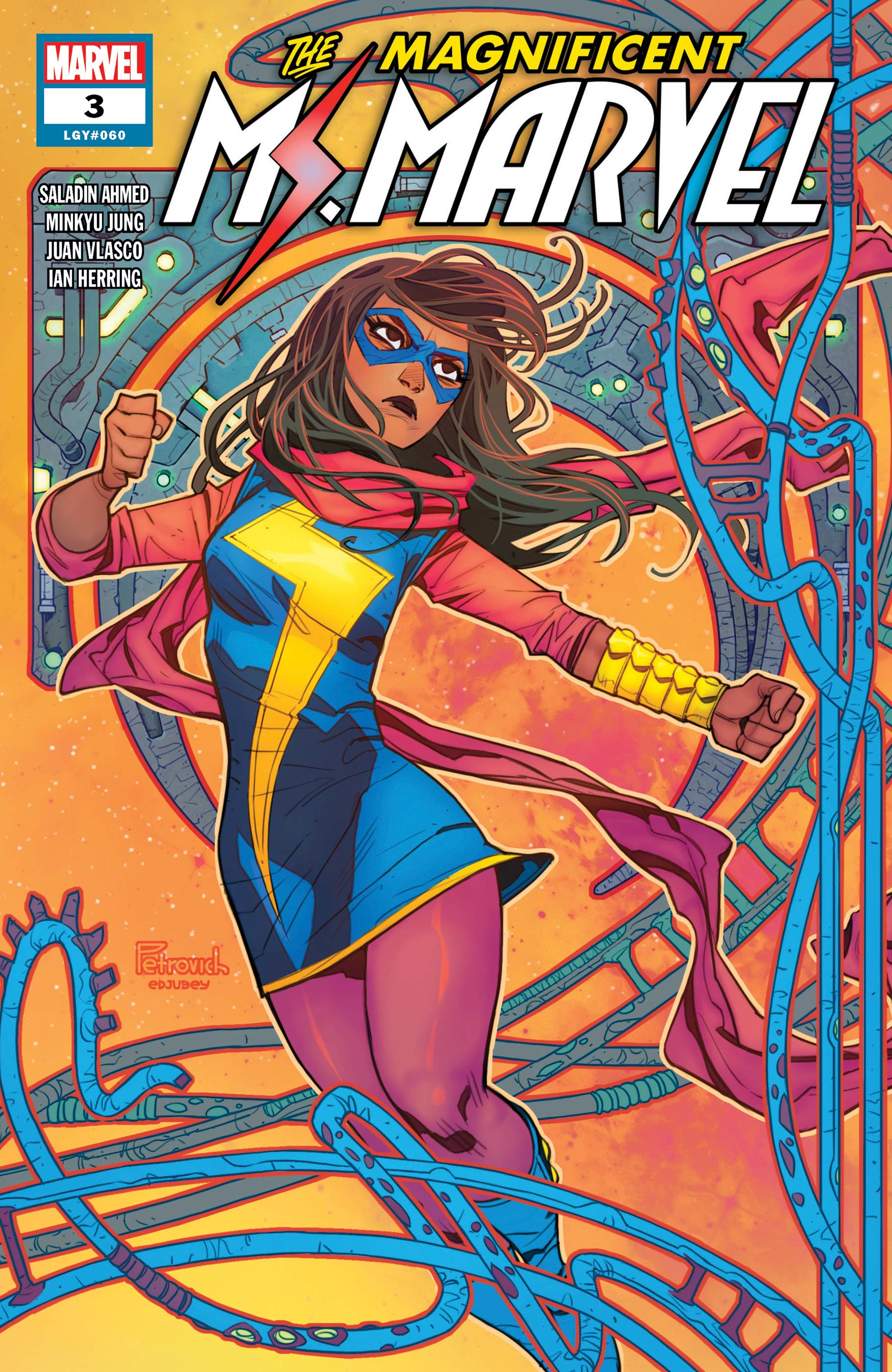 Magnificent Ms. Marvel (2019) #3