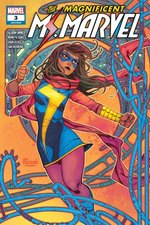 Magnificent Ms. Marvel #3