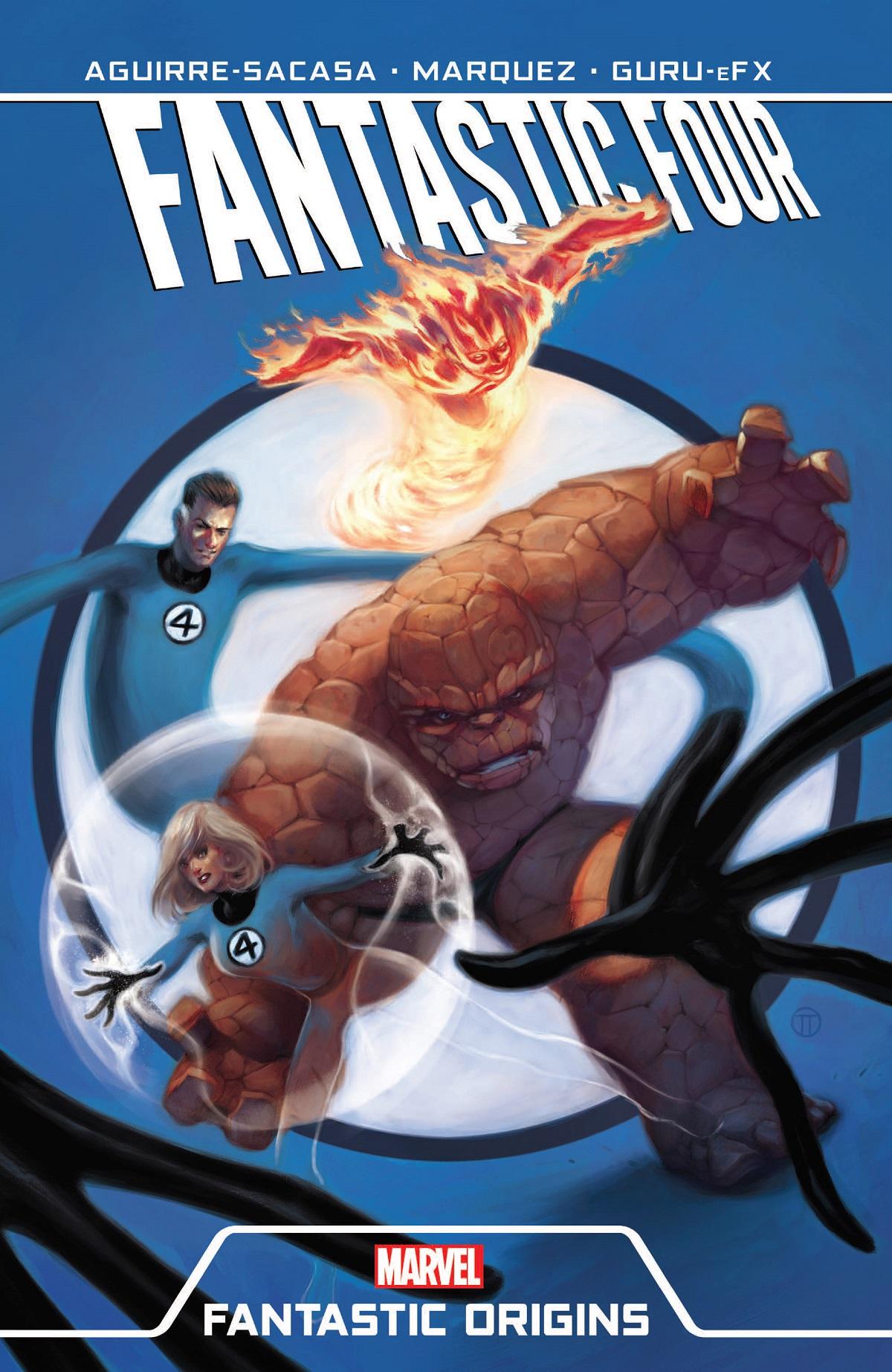 Fantastic Four: Fantastic Origins (Trade Paperback)