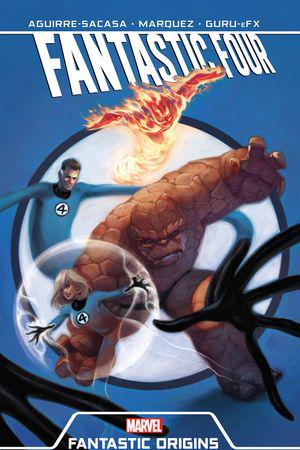 Fantastic Four: Fantastic Origins (Trade Paperback)