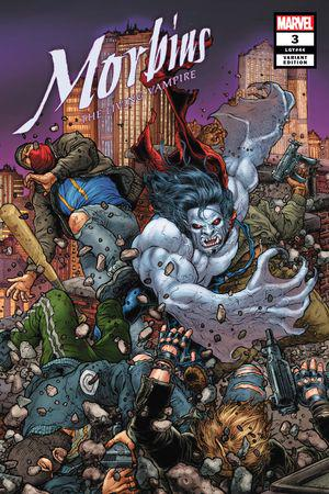 Morbius (2019) #3 (Variant)
