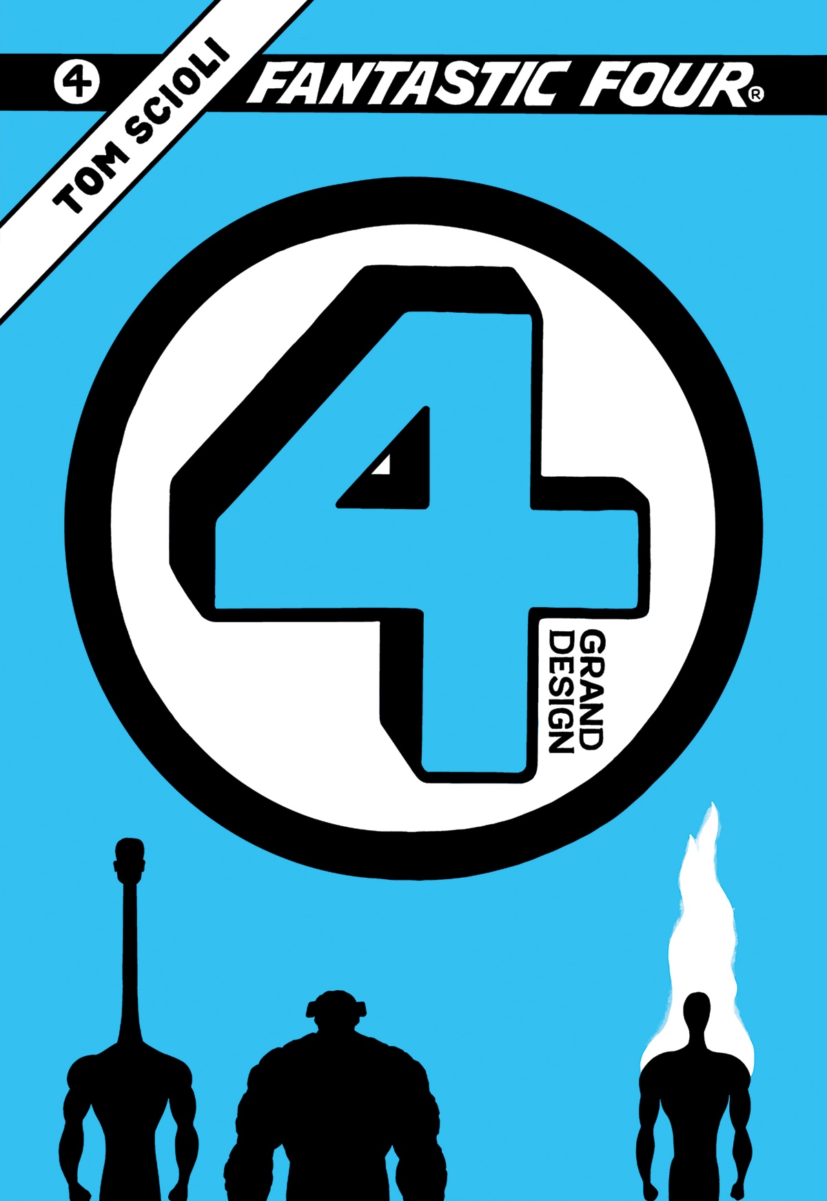 Fantastic Four: Grand Design (Trade Paperback)