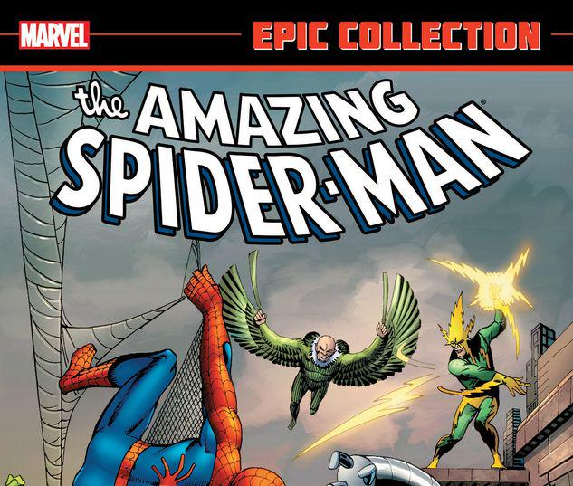AMAZING SPIDER-MAN EPIC COLLECTION: GREAT POWER TPB #1