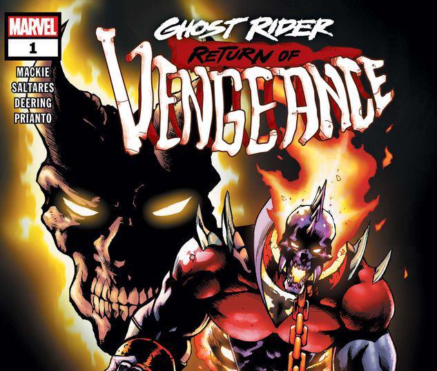 GHOST RIDER: RETURN OF VENGEANCE 1 #1