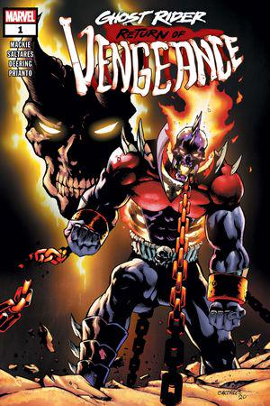 Ghost Rider: Return Of Vengeance #1