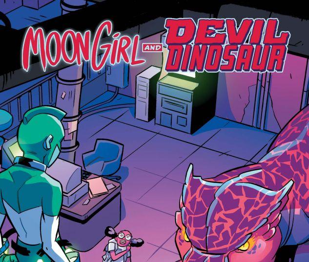 Moon Girl and Devil Dinosaur Infinite Comic (2019) #22