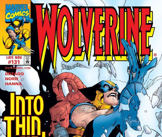 Wolverine #131