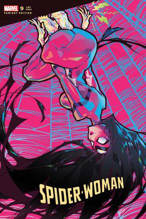 Spider-Woman #9  (Variant)