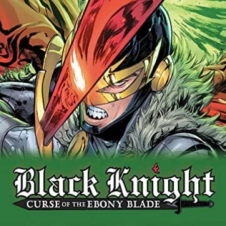 Black Knight Curse of the Ebony Blade
