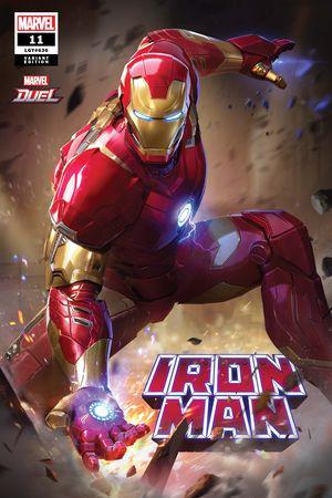 Iron Man (2020) #11 (Variant)