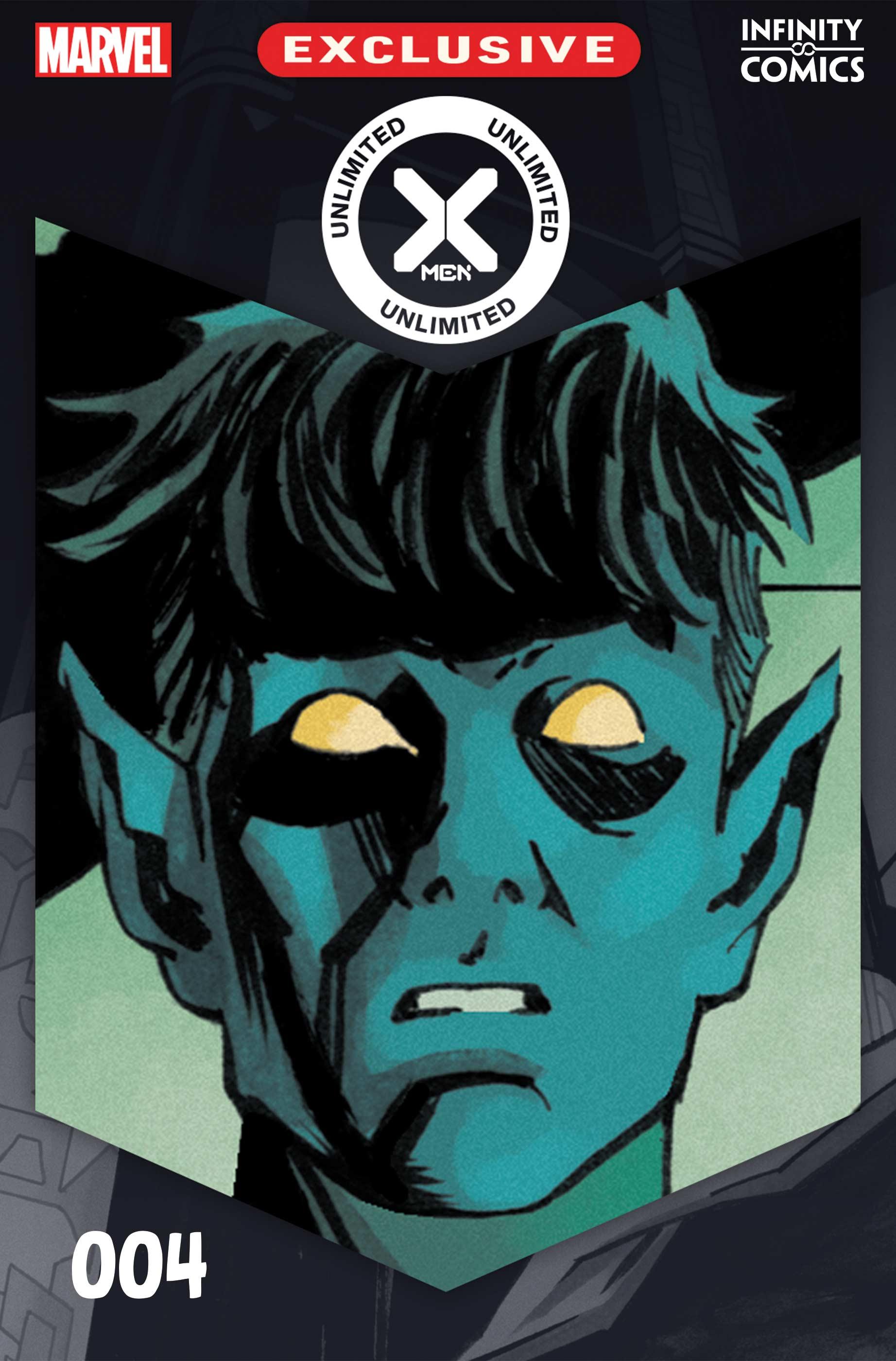 X-Men Unlimited Infinity Comic (2021) #4