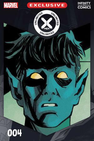 X-Men Unlimited Infinity Comic