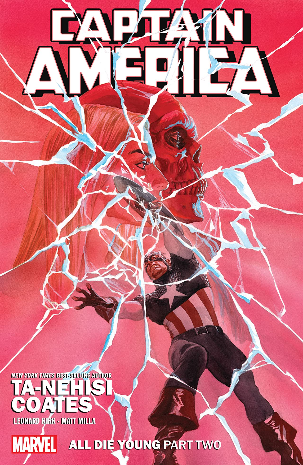 Captain America By Ta-Nehisi Coates Vol. 5: All Die Young Part Two (Trade Paperback)