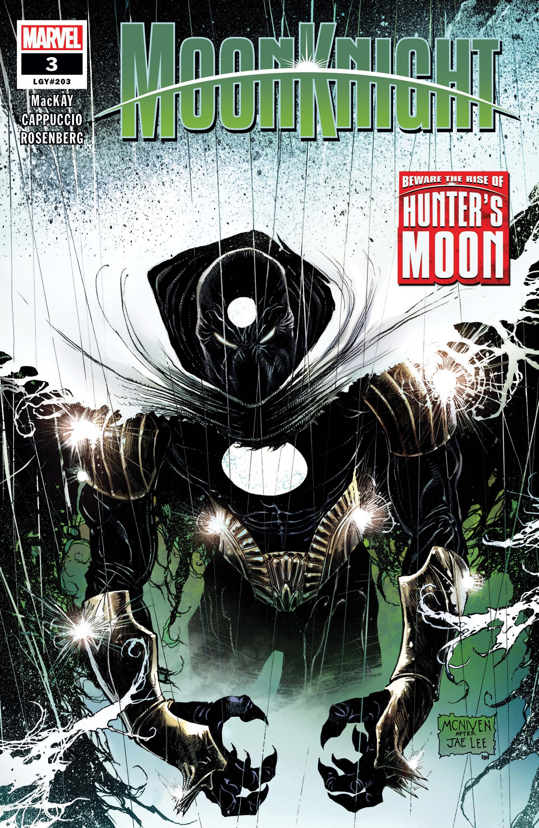 Moon Knight (2021) #3