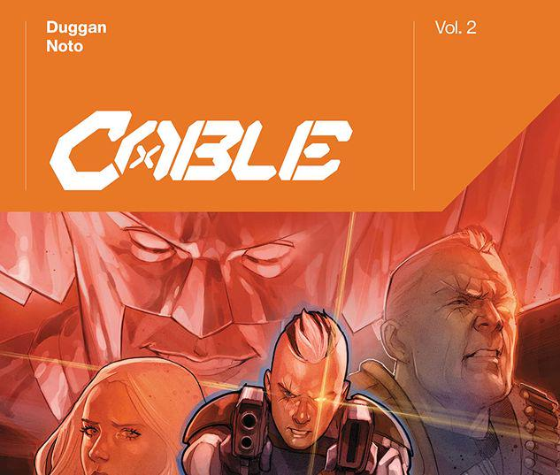 CABLE BY GERRY DUGGAN VOL. 2 TPB #2