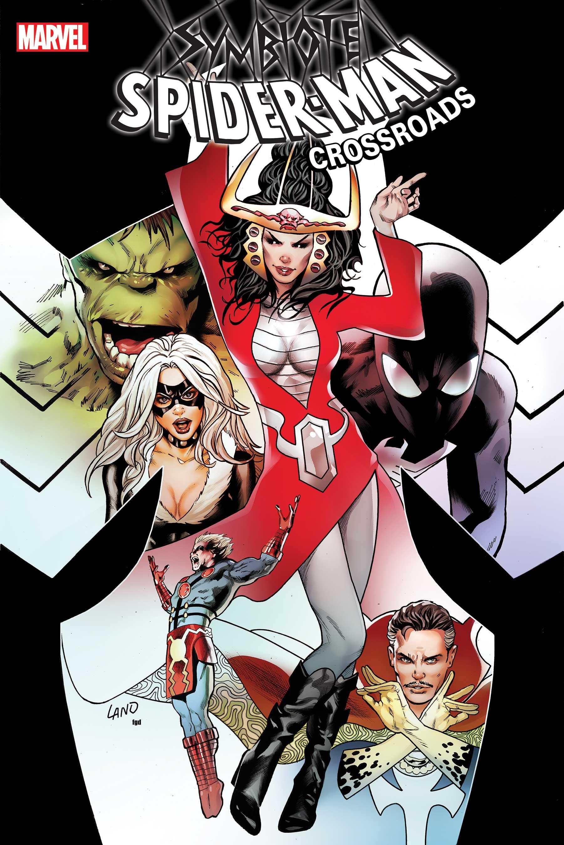 Symbiote Spider-Man: Crossroads (2021) #5