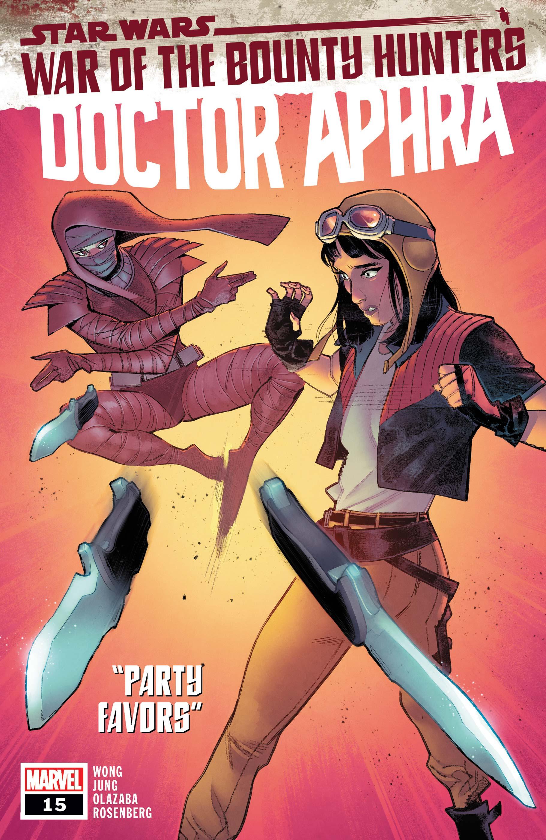 Star Wars: Doctor Aphra (2020) #15