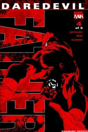 Daredevil: Father (2004) #4