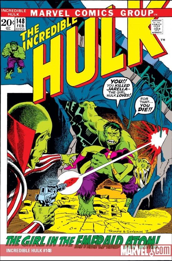 Incredible Hulk (1962) #148
