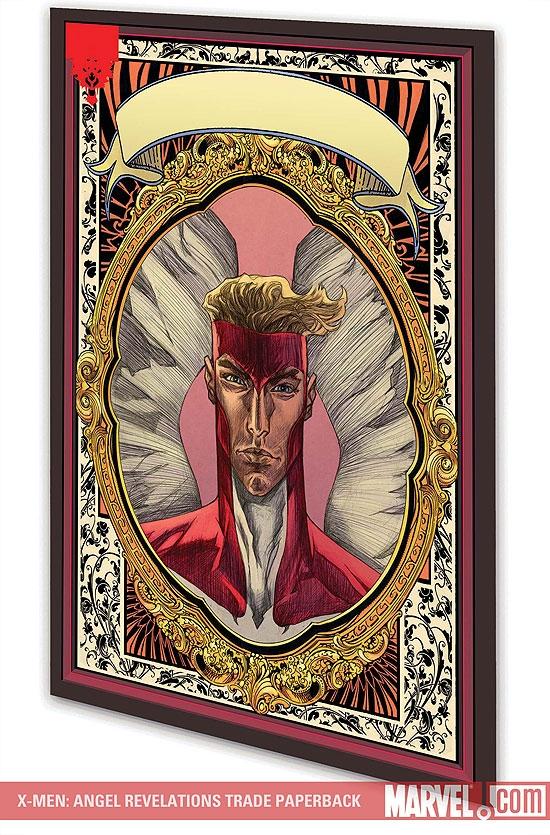 X-Men: Angel Revelations (Trade Paperback)