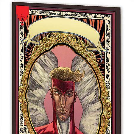 X-MEN: ANGEL REVELATIONS #0