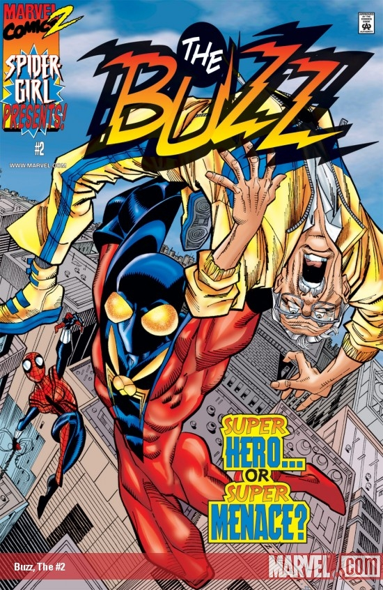 Spider-Girl Presents: The Buzz (2000) #2