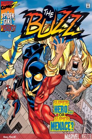 Spider-Girl Presents: The Buzz #2