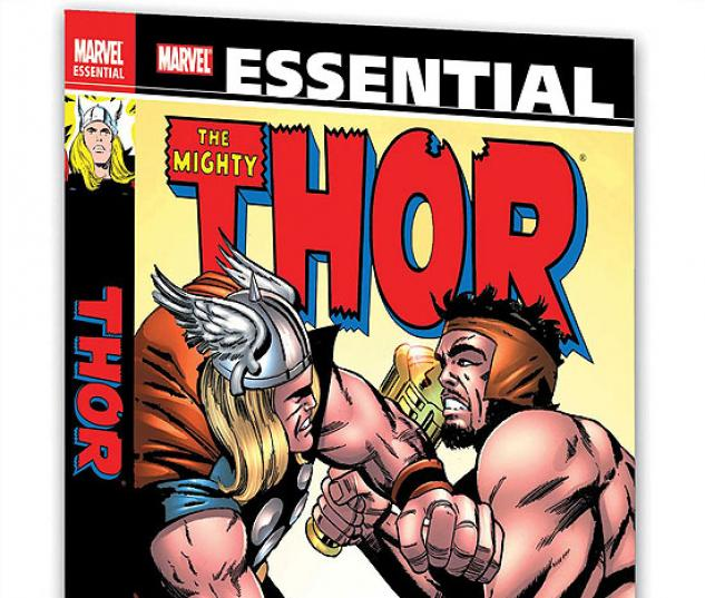 ESSENTIAL THOR VOL. 2 TPB #0