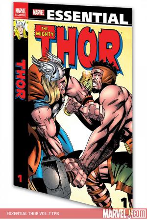 Essential Thor Vol. 2 (Trade Paperback)