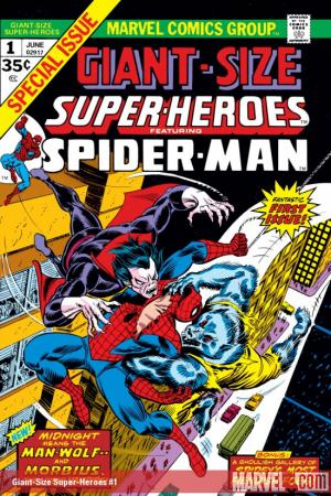 GIANT-SIZE SUPER-HEROES FEATURING SPIDER-MAN 1 #1