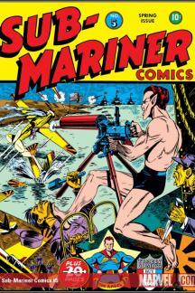 Sub-Mariner Comics (1941) #5