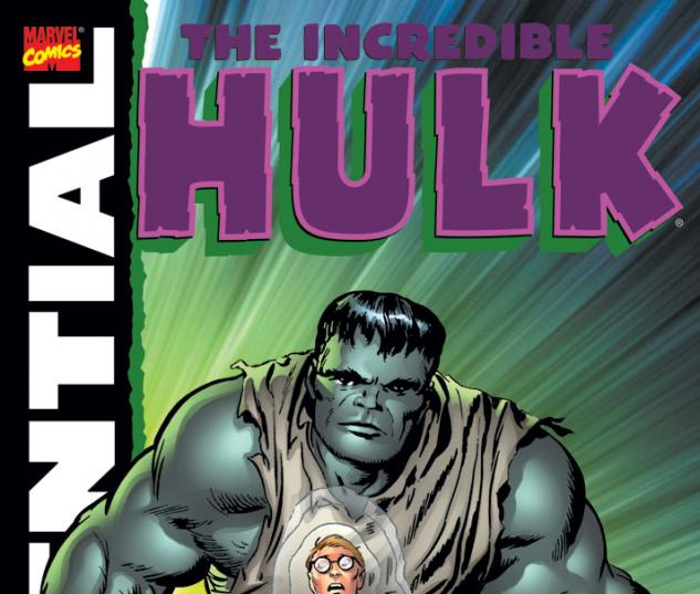 ESSENTIAL INCREDIBLE HULK VOL. 1 TPB (NEW #0