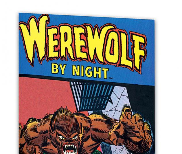 ESSENTIAL WEREWOLF BY NIGHT VOL. 2 #0