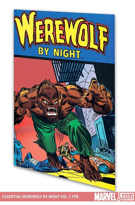Essential Werewolf by Night Vol. 2 (Trade Paperback)