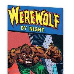 Essential Werewolf by Night Vol. 2