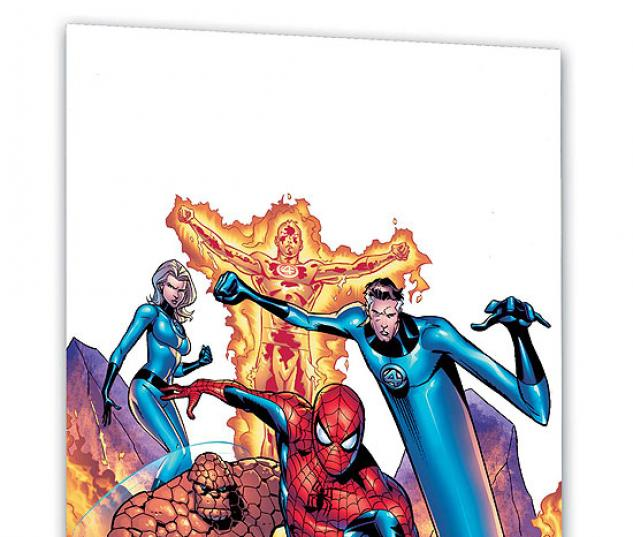 SPIDER-MAN AND THE FANTASTIC FOUR: SILVER RAGE #0