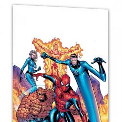 Spider-Man and the Fantastic Four: Silver Rage