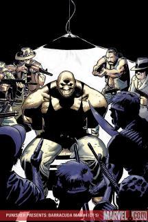 Punisher Presents: Barracuda Max #4