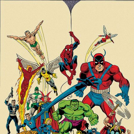 MARVEL LEGACY: THE 1960S #1