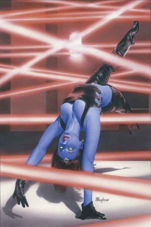 Mystique Vol. 3: Unnatural (2004)