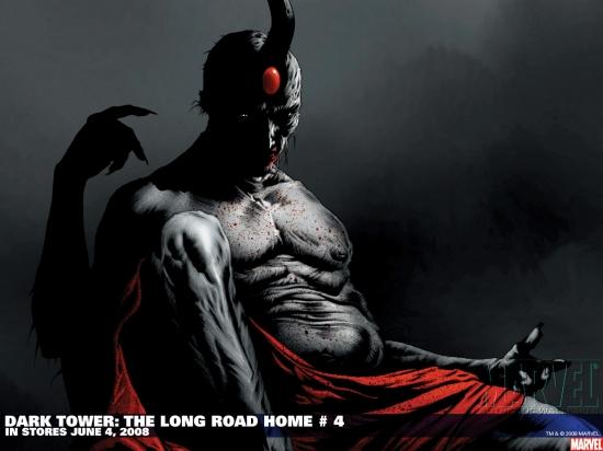 Dark Tower: The Long Road Home (2008) #4 Wallpaper