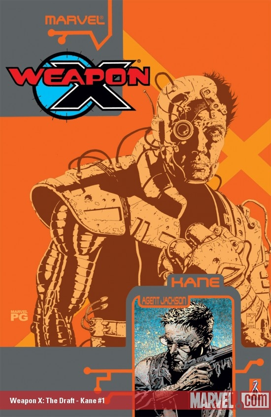Weapon X: The Draft – Kane (2002) #1