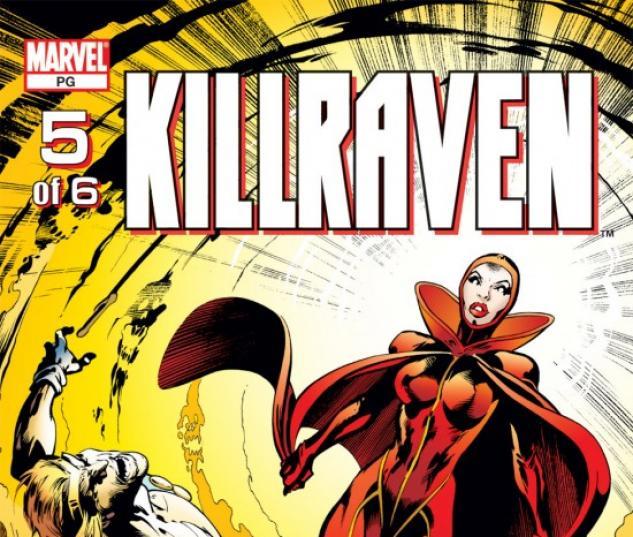 Killraven #5